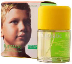 Benetton Funtastic for Boy (Wild Citrus) EDT 100ml