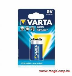 VARTA 9V High Energy 6LR61 (1) 4922