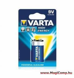 VARTA 9V High Energy 6LR61 (1) 4922