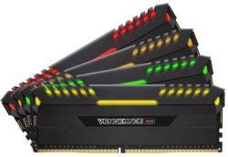 Corsair VENGEANCE RGB 32GB (4x8GB) DDR4 3000MHz CMR32GX4M4C3000C16