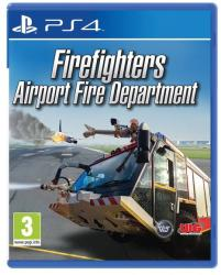 UIG Entertainment Firefighters Airport Fire Department (PS4)