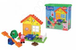 BIG PlayBIG BLOXX Peppa malac - Kerti házikó építőszett (57073)