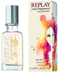 Replay Your Fragrance! Refresh for Her EDT 20ml