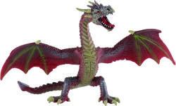 Bullyland Dragon Rosu (75591)
