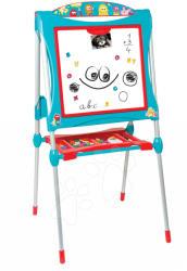 Smoby Tablă Magnetică Cu Două Fețe Pentru Copii (41010)