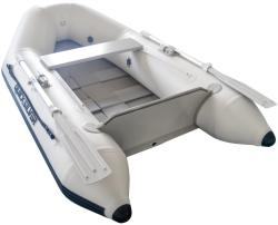 Quicksilver Barca pneumatica QUICKSILVER TENDY 240 cu podina lemn (AN. QS240SLWH18)