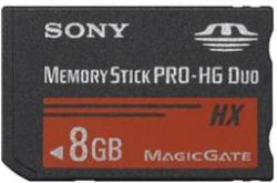 Sony MemoryStick PRO-HG Duo 8GB MSHX8G