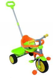 smarTrike Tricikli tartó karral zöld narancssárga színben