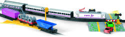 Pequetren Trenulet electric calatori si marfa Renfe Tren+