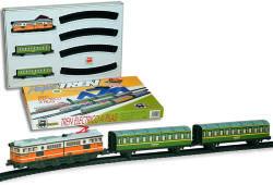 Pequetren Trenulet electric calatori Clasic (SE8412514002012)