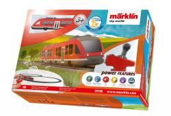 märklin Tren de calatori cu sine si telecomanda Regio Lint Starter Set (29100)