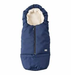 Nuvita Sac de iarna Carry On 2in1 Blue/Beige