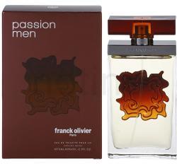 Franck Olivier Passion for Men EDT 75ml