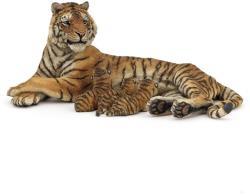 Papo Tigru Cu 3 Pui (50156)