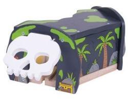 Bigjigs Toys Tunelul comorilor (BJT260)