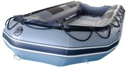 Quicksilver Barca pneumatica QUICKSILVER SPORT HEAVY DUTY 470, podina aluminiu (AN. QS470SPDG18)