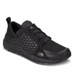 Összehasonlítás. The North Face Mountain Sneaker utcai férfi cipő - Fekete  Futócipő 96e932cbc4