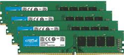 Crucial 32GB (4x8GB) DDR4 2666MHz CT4K8G4DFS8266
