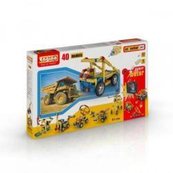 Engino Set Inginerie 40 Modele Cu Motor (4020)
