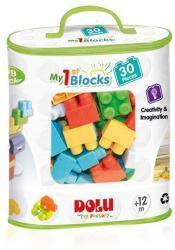 Dolu Primele Cuburi De Construit 30 Piese (D5018)