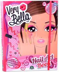 Giochi Preziosi Very Bella Körömdíszítő könyv (GPH15036)