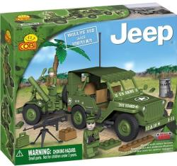 COBI Jeep Willys M38 Cu Mortier (EP3X24180)