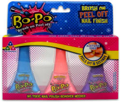 Worx Toys Bo-Po 3 db-os körömlakk szett - több színben