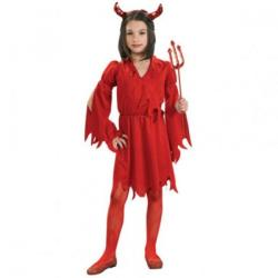 Rubies Devil Girl 881953 Costum bal mascat