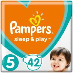 Pampers Sleep & Play 5 Junior 168db
