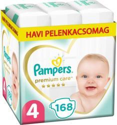Pampers Premium Care 4 Maxi 168db