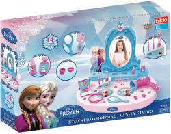 BILDO Disney Jégvarázs szépségstúdió, 14 kiegészítővel (8725)