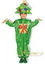 Stamco Pom Craciun 215601 Costum bal mascat