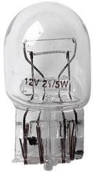 Lampa Bec 12V W21/5W - 21/5W pozitie si frana soclu sticla W3x16q 2buc Lampa