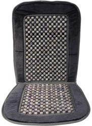 Carpoint Husa scaun fata cu bile si velour 1buc Deluxe Carpoint