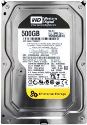 "Western Digital RE4 3.5"" 500GB 7200rpm 64MB SATA2 WD5003ABYX"