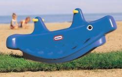 Little Tikes Balansoar balena 2- 5 ani LT4879 Balansoar calut