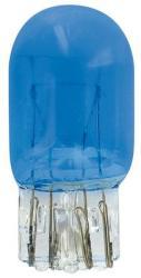 Pilot Lampa Bec Blu-Xe 21/5W 12V dublu filament cap sticla W3x16q 2buc