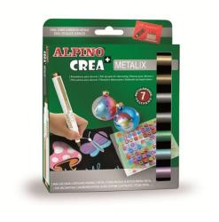 ALPINO Set Crea Metalix (MS-AR000134)