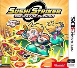 Nintendo Sushi Striker The Way of Sushido (3DS)