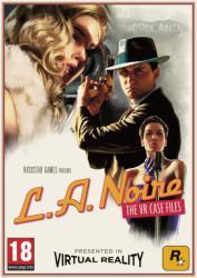 Rockstar Games L.A. Noire The VR Case Files (PC)