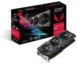 ASUS Radeon RX VEGA64 OC 8GB HBM2 2048bit PCIe (ROG-STRIX-RXVEGA64-O8G-GAMING)