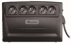 Mustek PowerMust 600 Plus 625VA (600-LED-LI-R10)