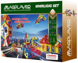Magplayer Joc De Constructie Magnetic - 112 Piese MPB-112