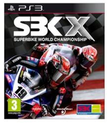 Black Bean SBK X Superbike World Championship (PS3)