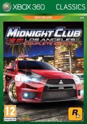 Rockstar Games Midnight Club Los Angeles [Complete Edition-Classics] (Xbox 360)