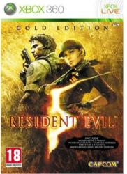 Capcom Resident Evil 5 [Gold Edition] (Xbox 360)