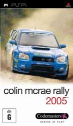 Codemasters Colin McRae Rally 2005 plus (PSP)