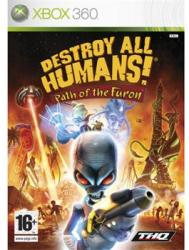 THQ Destroy All Humans! Path of the Furon (Xbox 360)