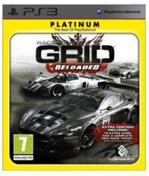 Codemasters Race Driver GRID Reloaded [Platinum] (PS3)