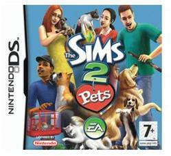 Electronic Arts The Sims 2 Pets (Nintendo DS)